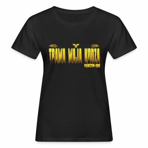 KNG JN - T-shirt bio Femme