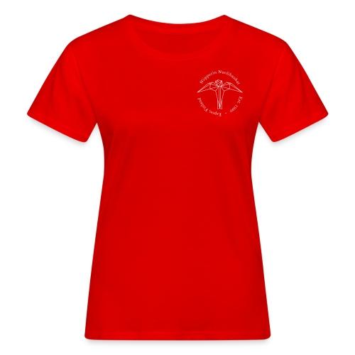 NiiNu Est. 1990 - Naisten luonnonmukainen t-paita