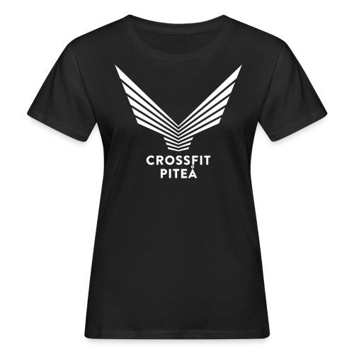 logo-white - Ekologisk T-shirt dam