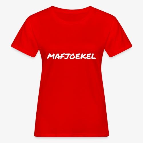 mafjoekel - Vrouwen Bio-T-shirt