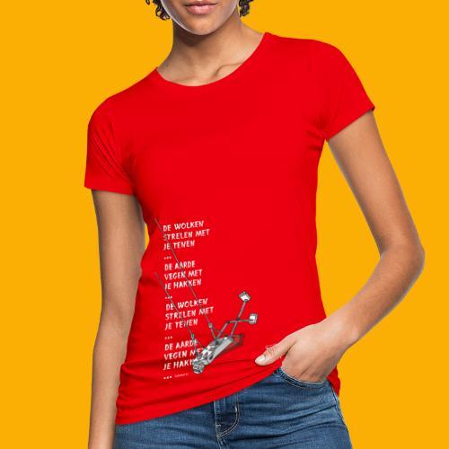 Dat Robot Schommel - Vrouwen Bio-T-shirt