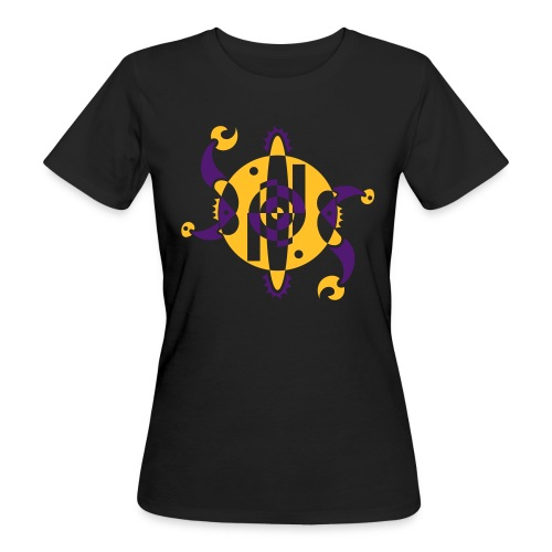 New Age Shirt Design - Frauen Bio-T-Shirt