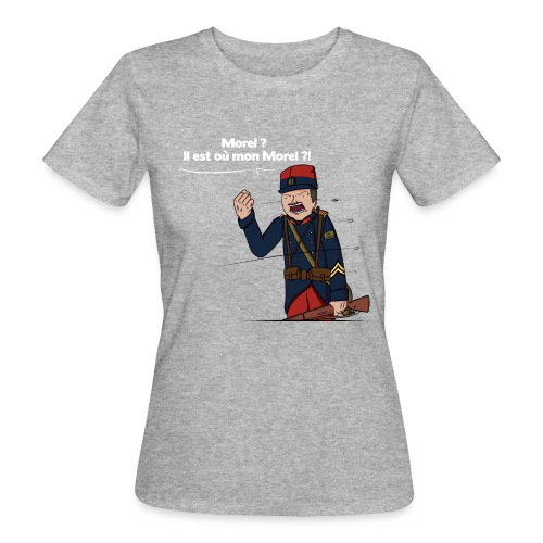 Sgt.Flantier 1914 - T-shirt bio Femme