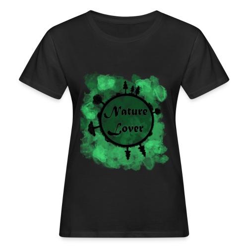 Naturliebhaber - Frauen Bio-T-Shirt