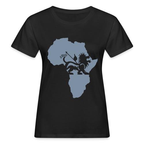 lion_of_judah_africa - Women's Organic T-Shirt