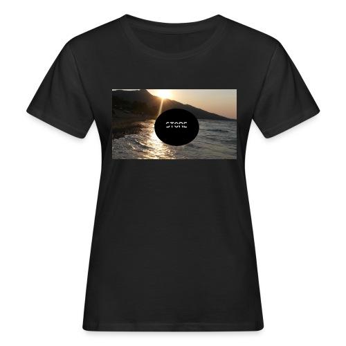 Mousepad - Frauen Bio-T-Shirt