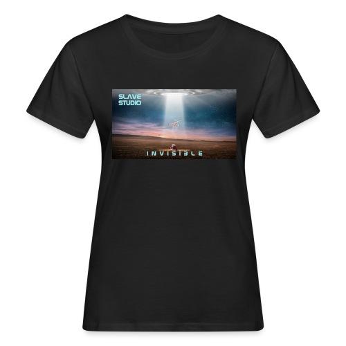 INVISIBLE - T-shirt ecologica da donna