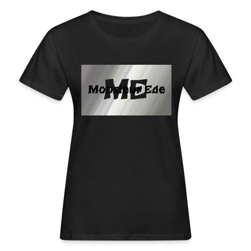 Monsieur Ede shirts - Naisten luonnonmukainen t-paita
