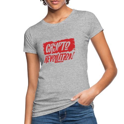 Crypto Revolution - Women's Organic T-Shirt