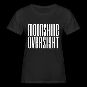 Moonshine Oversight blanc - T-shirt bio Femme