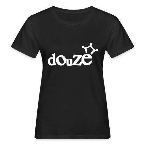 logo_douze - T-shirt bio Femme