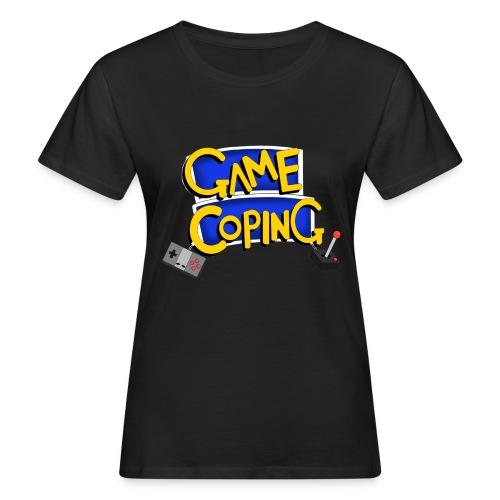 Game Coping Logo - Women's Organic T-Shirt