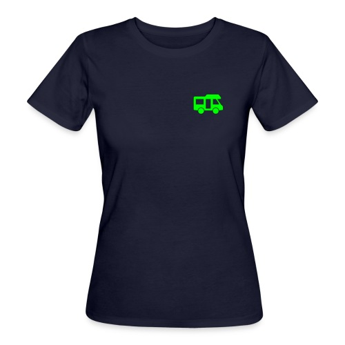 Camper logo by eland apps - Women's Organic T-Shirt