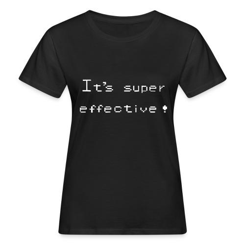 its super effective white - Organic damer
