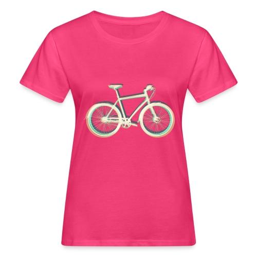 Fahrrad Bike Outdoor Fun Radsport Radtour Freiheit - Women's Organic T-Shirt