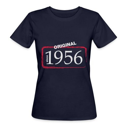 1956 - Frauen Bio-T-Shirt
