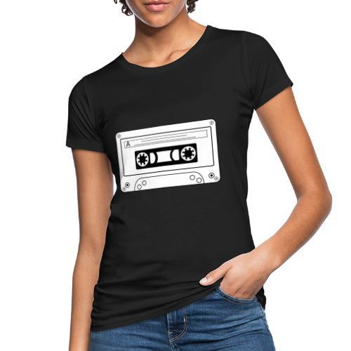 Casette Old Scool - Frauen Bio-T-Shirt