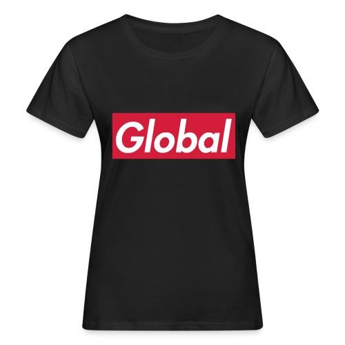 Global - Frauen Bio-T-Shirt