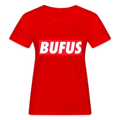 BUFUS - T-shirt ecologica da donna