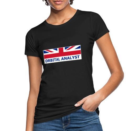 UK Orbital Analyst - Women's Organic T-Shirt