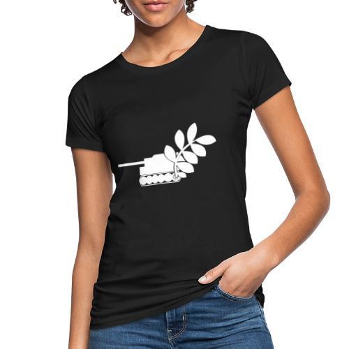 Global Campaign on Military Spending Logo v1 - Women's Organic T-Shirt