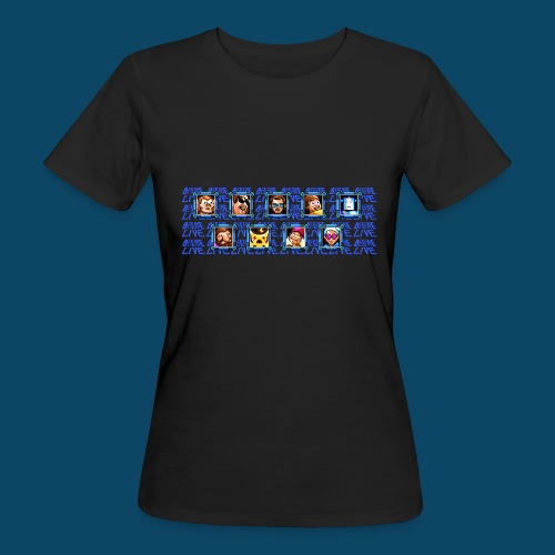 Benzaie LIVE - MUG - T-shirt bio Femme