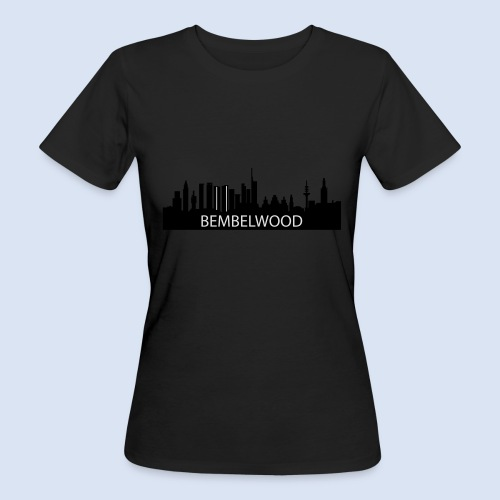 BEMBELwood Frankfurt - Frauen Bio-T-Shirt