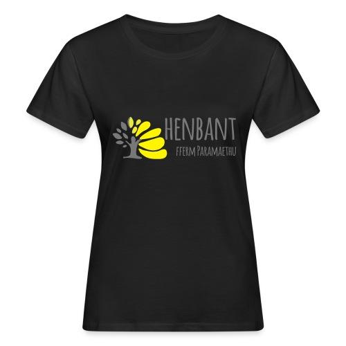 henbant logo - Women's Organic T-Shirt