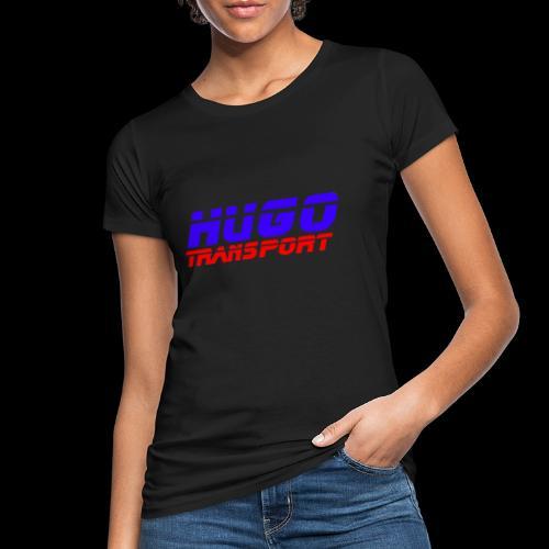 hugotransportfullrestransparent - Vrouwen Bio-T-shirt