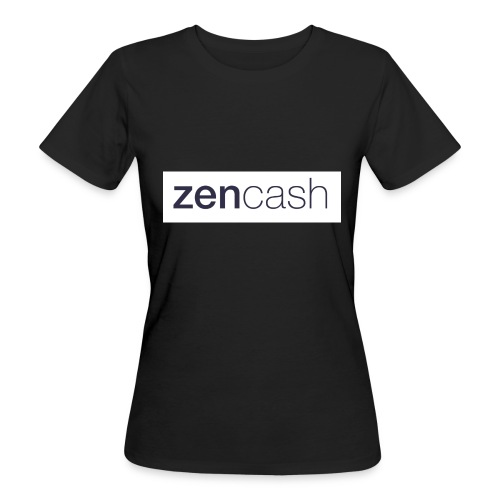 ZenCash CMYK_Horiz - Full - Women's Organic T-Shirt
