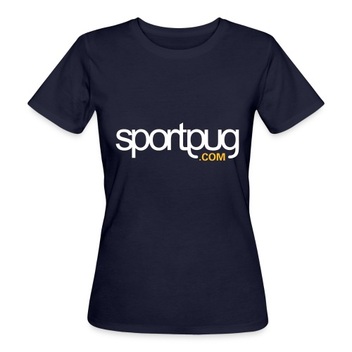 SportPug.com - Naisten luonnonmukainen t-paita