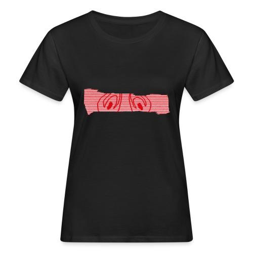 abderyckie linie - Ekologiczna koszulka damska