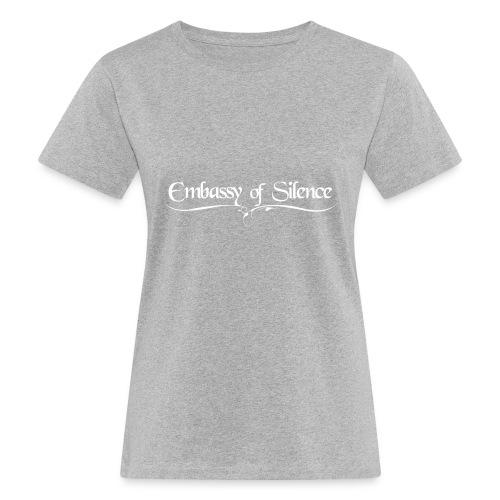 Logo - Lady Fit - Women's Organic T-Shirt