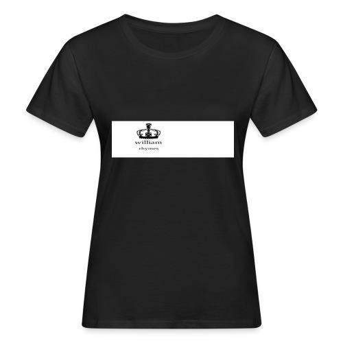 william - Women's Organic T-Shirt