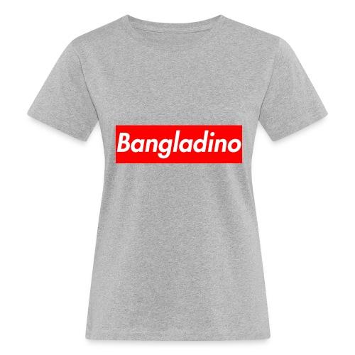 Bangladino - T-shirt ecologica da donna