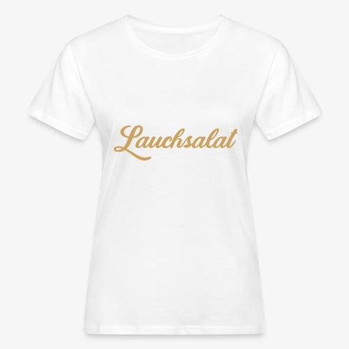 PorrOro - Frauen Bio-T-Shirt