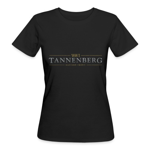 New Tannenberg Official Logo - Vrouwen Bio-T-shirt