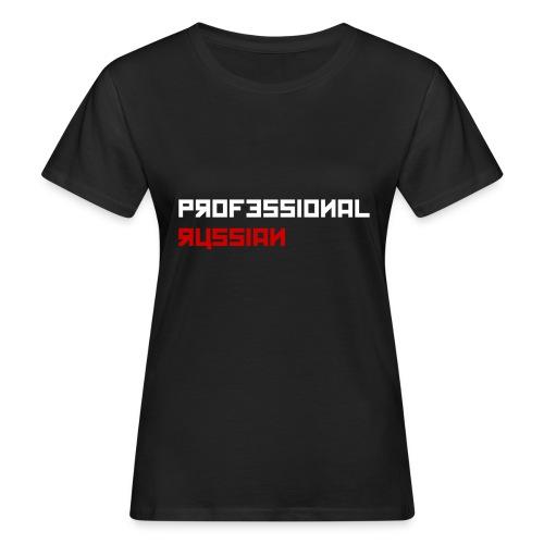 Professional Russian Blue - Vrouwen Bio-T-shirt