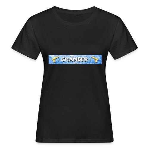 Chamber - T-shirt ecologica da donna