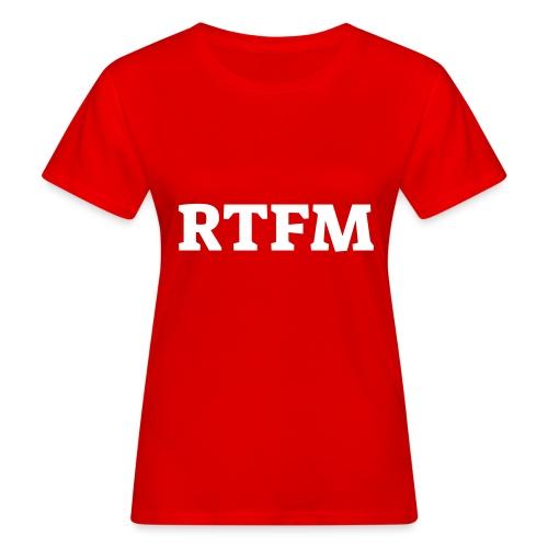 RTFM - Organic damer