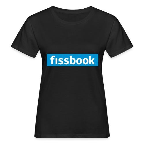 Fissbook Derry - Women's Organic T-Shirt