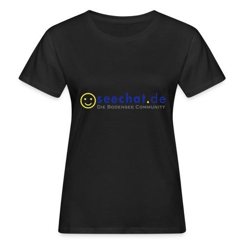 sc2008 pfadecs2 - Frauen Bio-T-Shirt