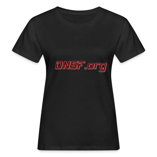 DNSF t-paita - Naisten luonnonmukainen t-paita