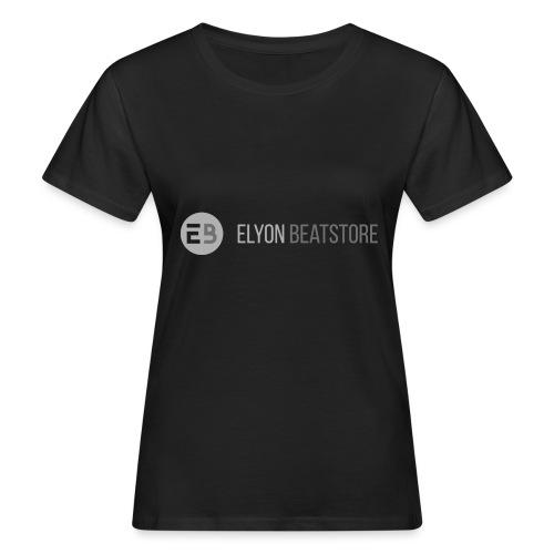 ElyonBeatstore Logo - Vrouwen Bio-T-shirt