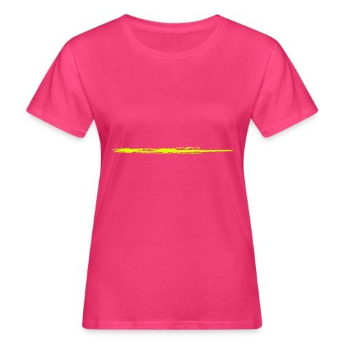 Linie_01 - Frauen Bio-T-Shirt