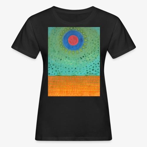 Noc Nad Pustynią - Ekologiczna koszulka damska