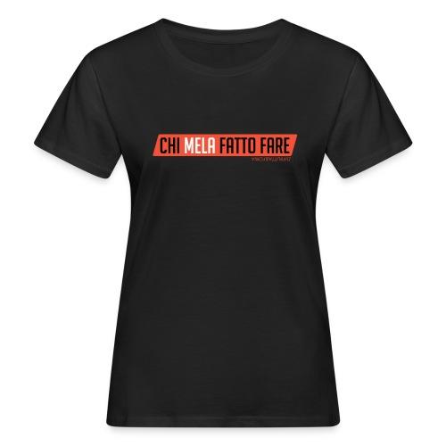 Chi mela fatto fare DiFrutta&Foria - T-shirt ecologica da donna