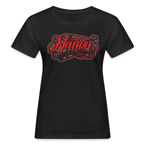 Nauen Black Rocker - Frauen Bio-T-Shirt