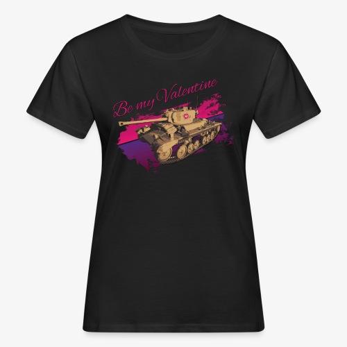 Be my Valentine Tank - Frauen Bio-T-Shirt