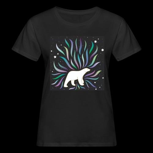 polar ours - T-shirt bio Femme